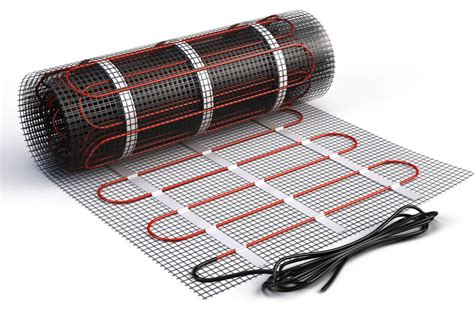 chauffage electrique au sol 3458 chauffage par le sol 233 lectrique prix d 233 s avantages conseil
