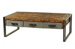 moti furniture reclaimed wood and metal coffee - Reclaimed Wood And Metal Coffee Table