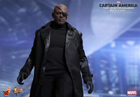 Toys Nick Fury The Winter Soldier Misb toys announces nick fury from captain america the winter soldier actionfigurepics