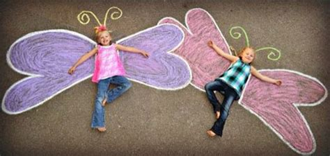22 Totally Awesome Sidewalk Chalk Ideas Sidewalk Chalk Art