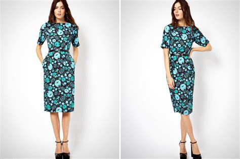 Print office dresses amp 2016 2017 fashionable style