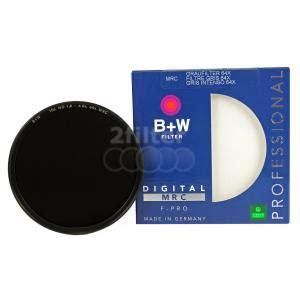 B W 46mm Sc 106 Solid Neutral Density 1 8 Filter 6 Stop b w 77mm 1 8 neutral density mrc 106m filter