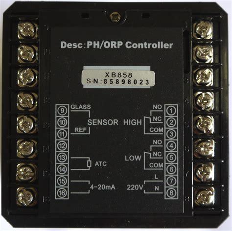 Ph Orp Controller Meter Tester Kedida Ct 6659 Ct6659 ph orp controller