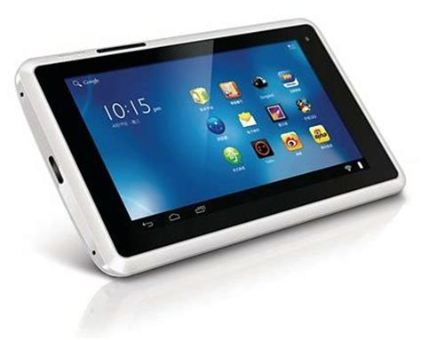 Tablet Android China philips to launch android 4 0 tablet line china only at
