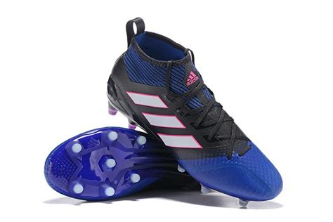Adidas 2017 Ace 17 1 Primeknit Fg Football Soccer Cleats Green Black B new 2017 adidas ace 17 1 primeknit fg soccer cleats black