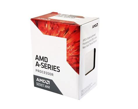 Ready Amd Am4 Bristol Ridge A8 9600 3 1 Ghz Box a8 9600 socket am4 amd a8 9600 3 1ghz 3 4ghz dual cpu