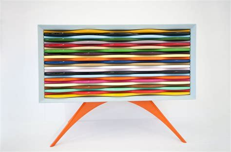 modern colorful furniture modern and colorful dressers furniture by anthony hartley