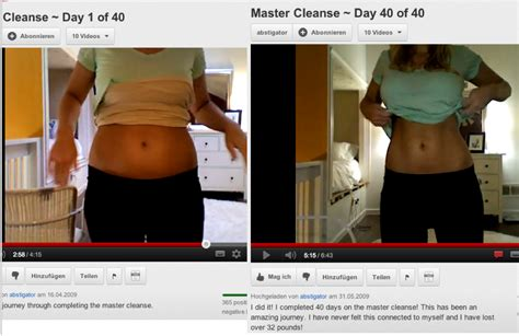 Detox Cleanse Before And After by Lemonade Diet Weight Loss 3 Days All Articles About