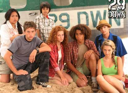 downward tv show cast all television shows