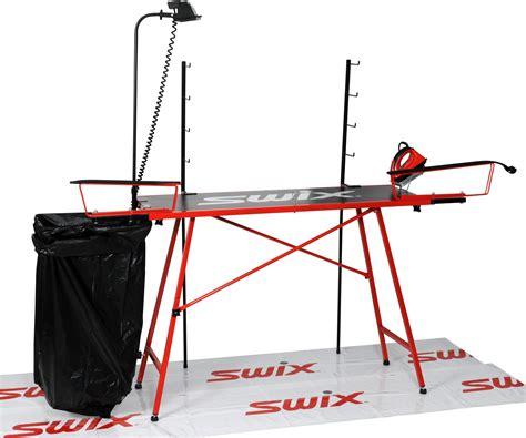 swix t76 waxing table 120x45x90 85cm varuste net
