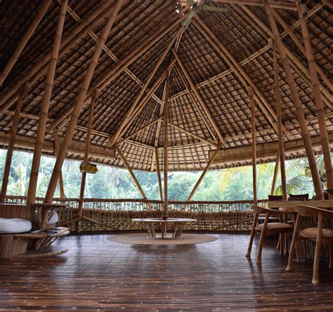 eco design indonesia in bali bamboo architecture offers model for a