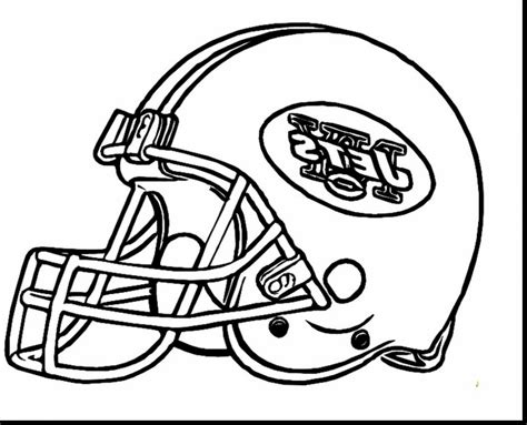 coloring pages nfl helmets nfl football helmet coloring pages home sketch coloring page