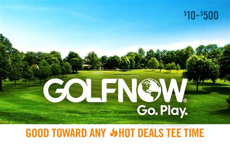 Golfnow Com Gift Card - golfnow hot deals