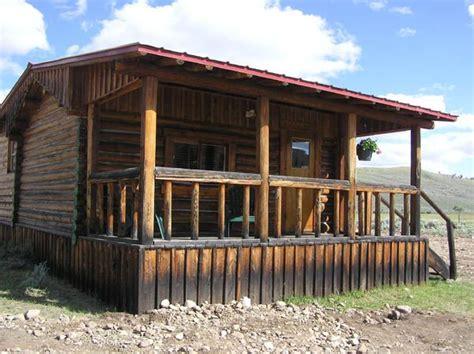 Restored Log Cabins by Original Restored Log Cabins Pinedale News Wyoming