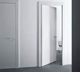 Modern Interior Doors Invisible Hinges Contemporary Door Trim Lualdi