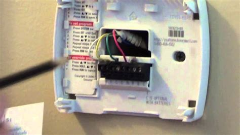 how to wire a sensi thermostat wifi thermostat