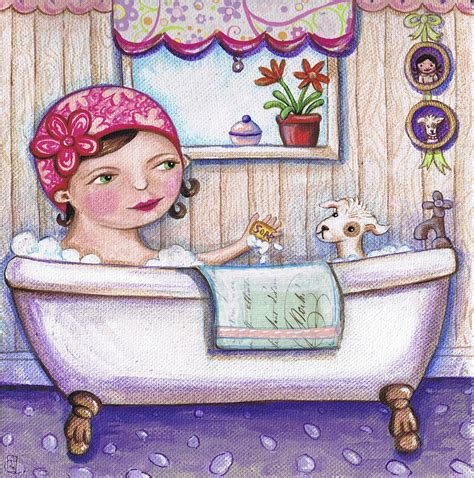 bath painting bath time for boo painting by joanna dover