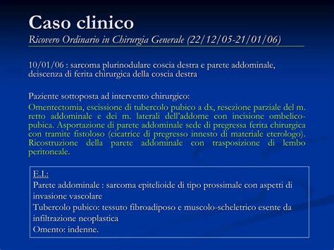 caso clinico ppt sarcoma epitelioide caso clinico powerpoint