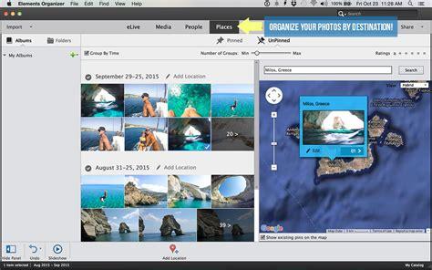 adobe photoshop organizer tutorial adobe photoshop elements how to organize and manage your