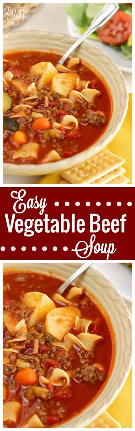 vegetable beef soup recipe 668 best images about diary of a recipe collector on