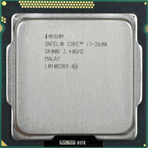 I7 2600 Sockel by Intel I7 2600 Techpowerup Cpu Database