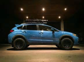 Subaru Crosstrek Lifted 1000 Images About Wagon On Plymouth