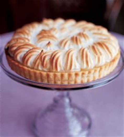 ina garten meringue lemon meringue tart meringue and on