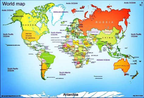 english world map printable worldmap