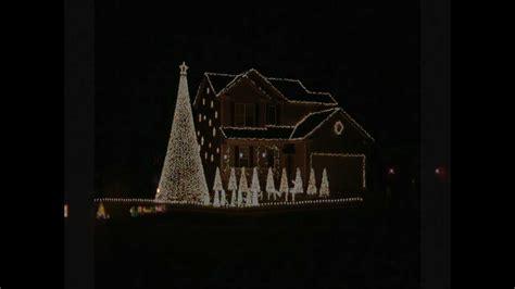 brown christmas light show 2012 nutrocker youtube