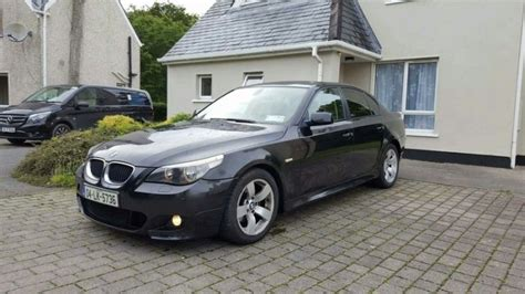 Bmw Speed Up Bewerbung m pack bmw 525d 6 speed auto for sale in naas kildare