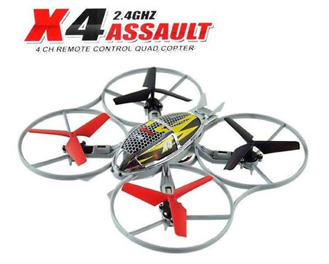 Syma X4 Assault 4ch Remote 24g 6 Axis Quadcopter Wit T0310 syma x4 2 4g assault 4 channel remote copter