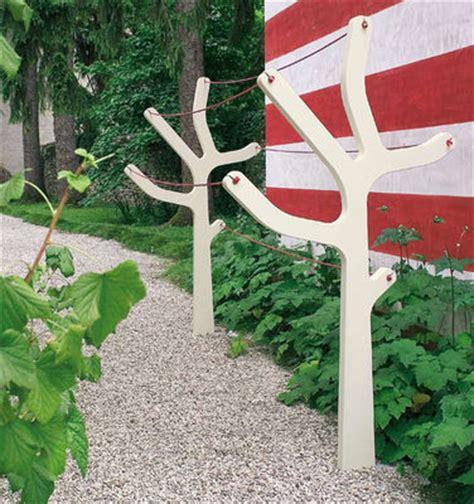 Backyard Clothesline Etendoir 224 Linge Alberto Vert Casamania
