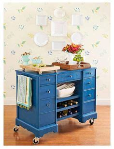 roll away kitchen island ideas for the house on desks sewing machine cabinets and rustic bookshelf