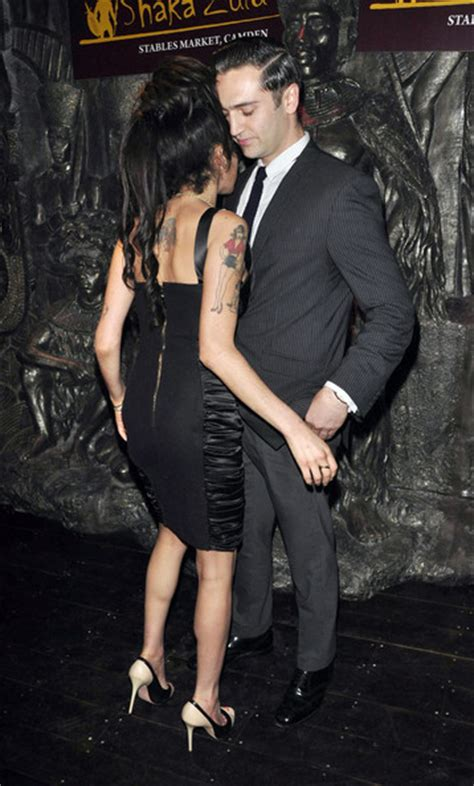 Winehouse Engaged by Winehouse And Reg Travis At The Launch Of Shaka Zulu