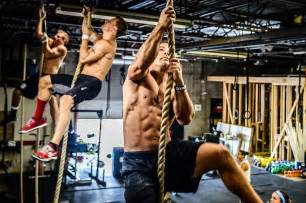 combination crossfit and powerlifting all