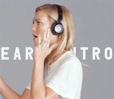apple ad highlights beats solo wireless  hour battery  ear controls