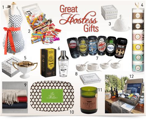 Host Gift | fun holiday hostess gift ideas just 2 sisters