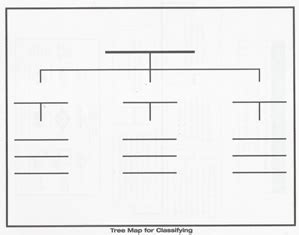 thinking maps template tree map template cyberuse