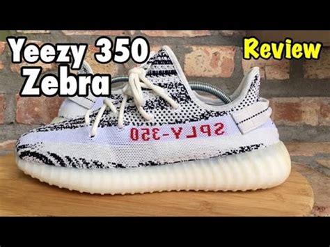 adidas yeezy 350 boost v2 quot zebra quot review