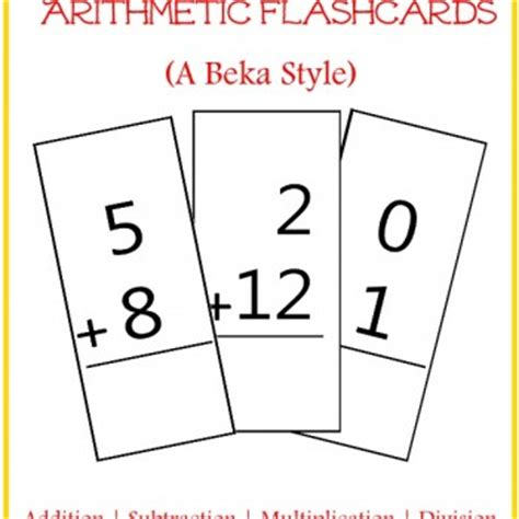 printable math index cards free printable math flash cards subscriber freebie