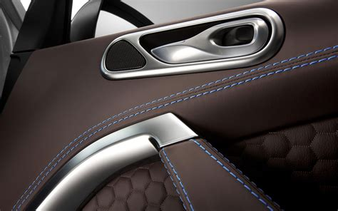 Interior Car Handles by Aston Martin Cygnet Colette Edition Interior Door Handle