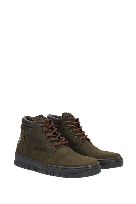 ankle boots u s polo assn suede green mikesuedegre