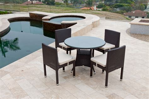 Cool Patio Tables Cool Modern Patio Dining Furniture Outdoor Sets On Furniture Modern Outdoor Dining Set Withgrey