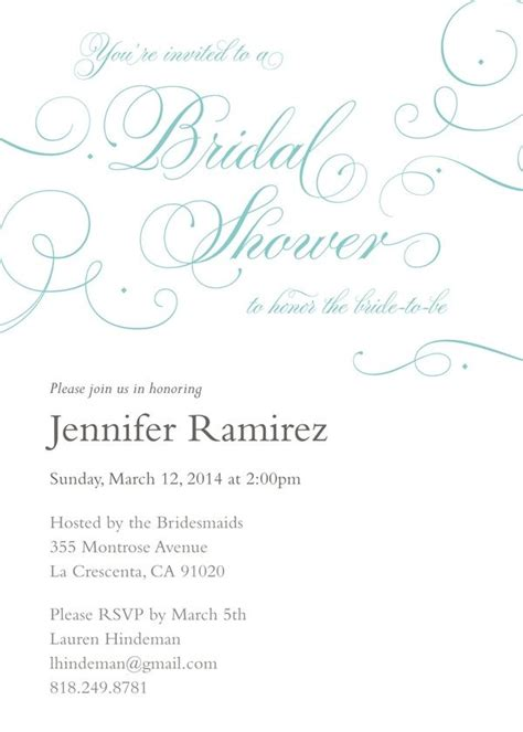 kleinfeld bridal shower invitations 52 best wedding shower stationery images on