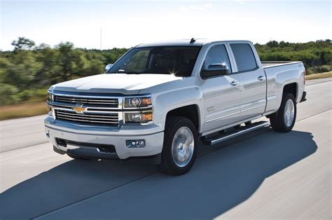 first chevy silverado 2014 chevrolet silverado high country 4x4 first test