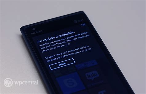 lumia update nokia lumia 900 update is now live windows central
