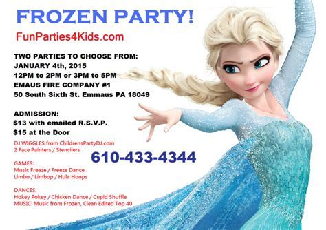 Click on Pic to be taken to FunParties4Kids.com