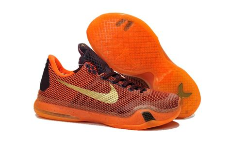 womens orange basketball shoes 705317 676 nike zoom x 10 orange basketball shoes