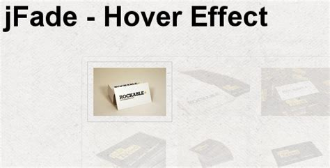 responsive design hover effect 16 cool javascript jquery hover effects desiznworld