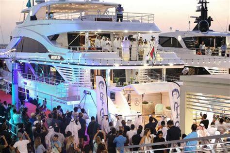 boat show europe 2019 successful dubai canal location to host dubai